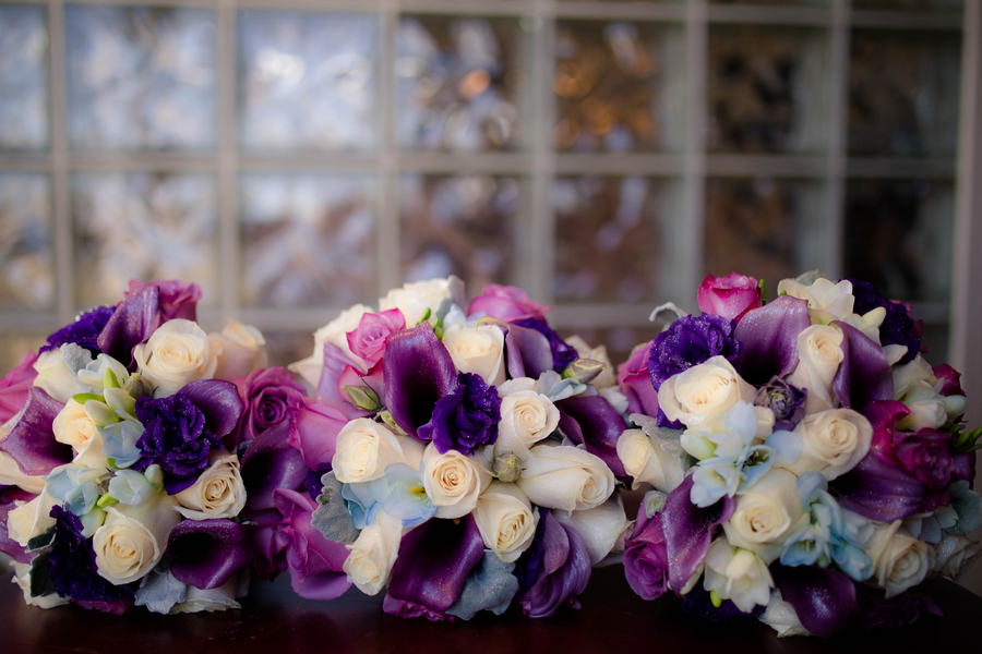Violet Lilac Jewish Wedding | allie skylar photography 27