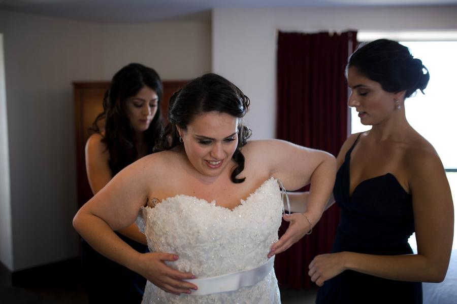 Violet Lilac Jewish Wedding | allie skylar photography 28