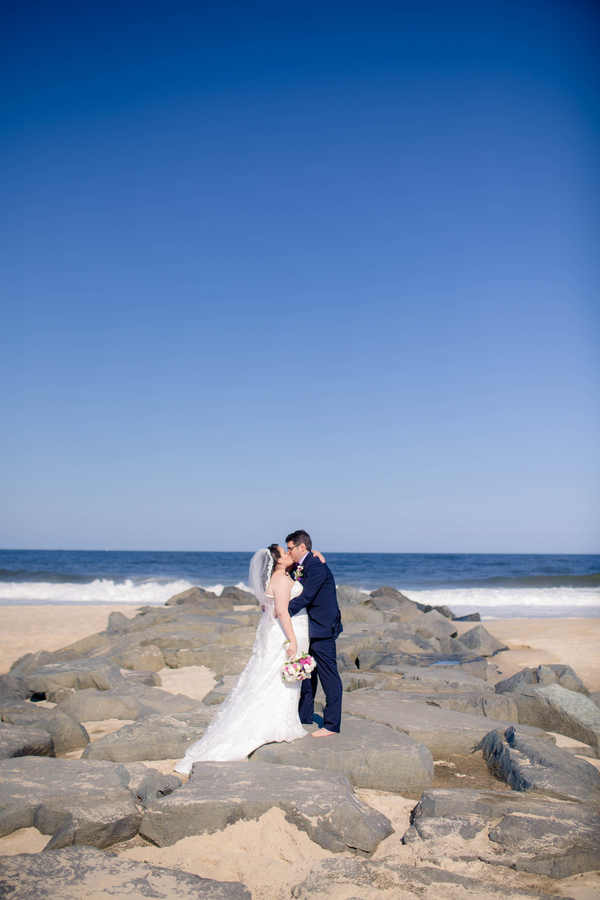 Violet Lilac Jewish Wedding | allie skylar photography 34