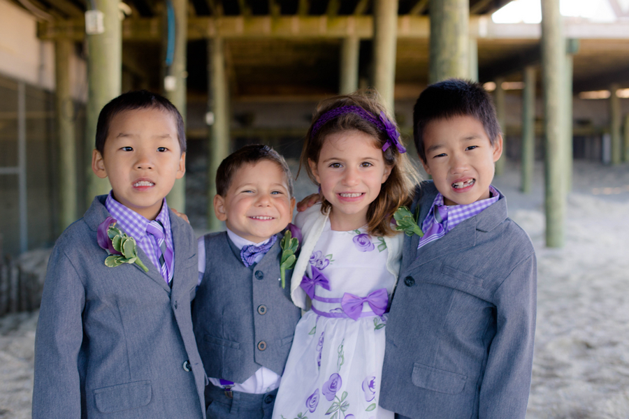 Violet Lilac Jewish Wedding | allie skylar photography 8