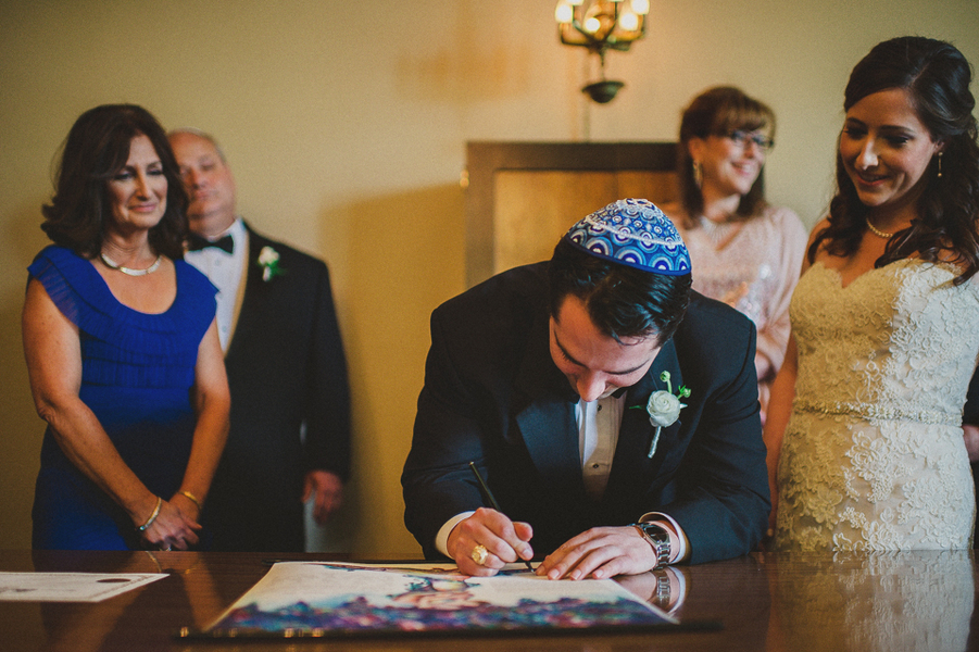 Ballroom Jewish Wedding 16