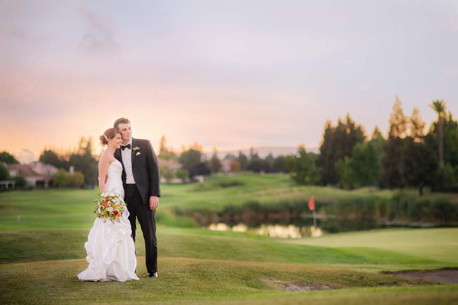Country Club Jewish Wedding | Julie Nicole Photography 1