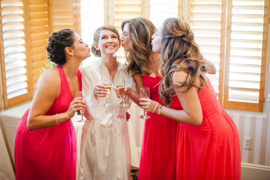 Country Club Jewish Wedding | Julie Nicole Photography 15
