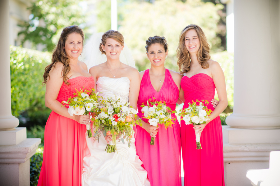 Country Club Jewish Wedding | Julie Nicole Photography 4