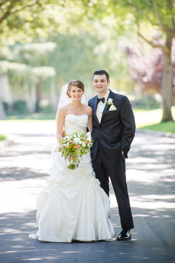 Country Club Jewish Wedding | Julie Nicole Photography 7