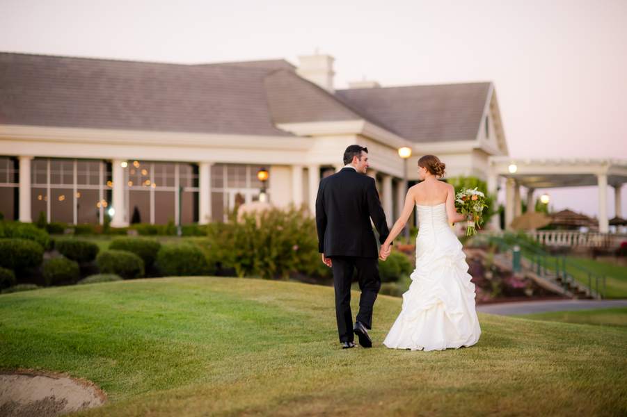 Country Club Jewish Wedding | Julie Nicole Photography 8