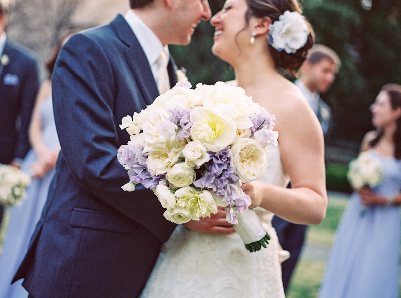 Lavender and Cream Jewish Wedding | MyLife Photography 11