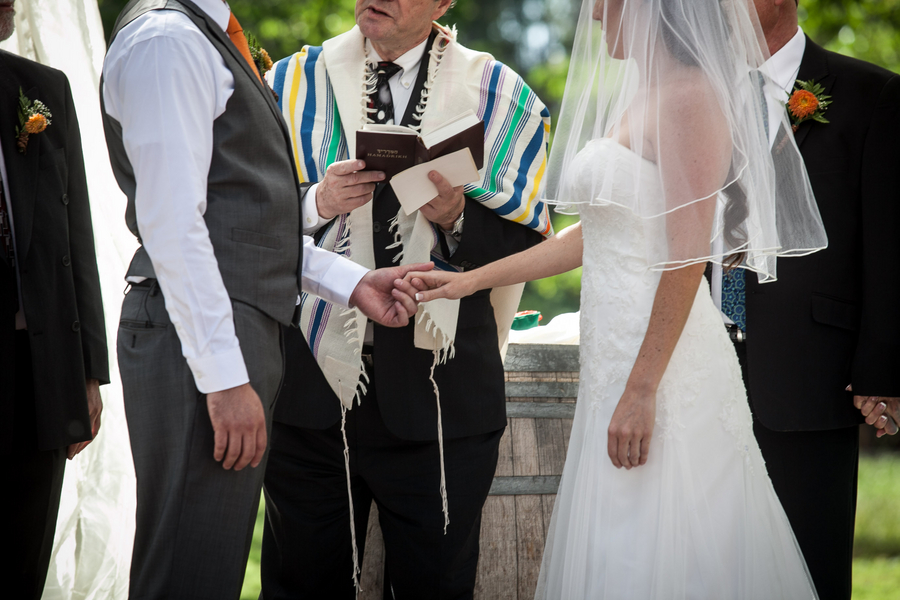 Walnut Grove Jewish Wedding | Cherry Photography 10