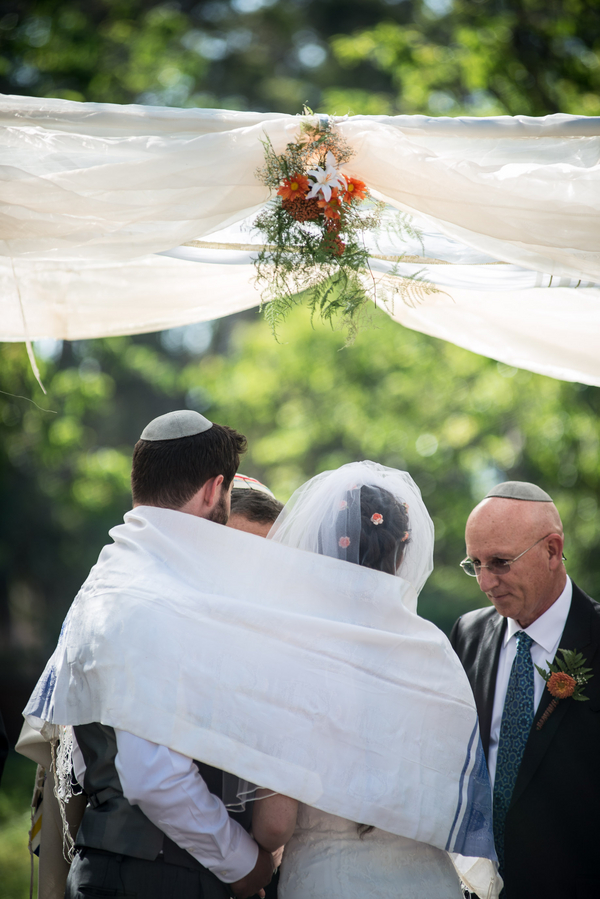 Walnut Grove Jewish Wedding | Cherry Photography 16