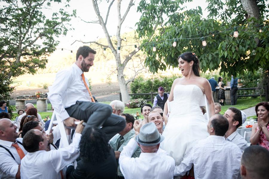 Walnut Grove Jewish Wedding | Cherry Photography 39