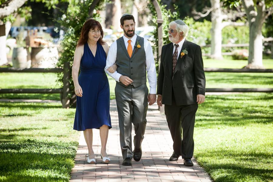 Walnut Grove Jewish Wedding | Cherry Photography 6