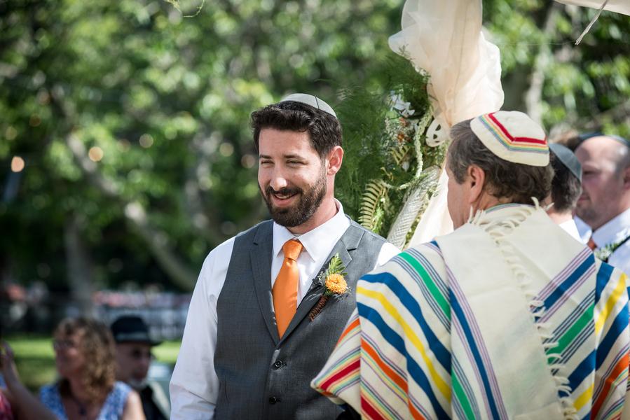Walnut Grove Jewish Wedding | Cherry Photography 8