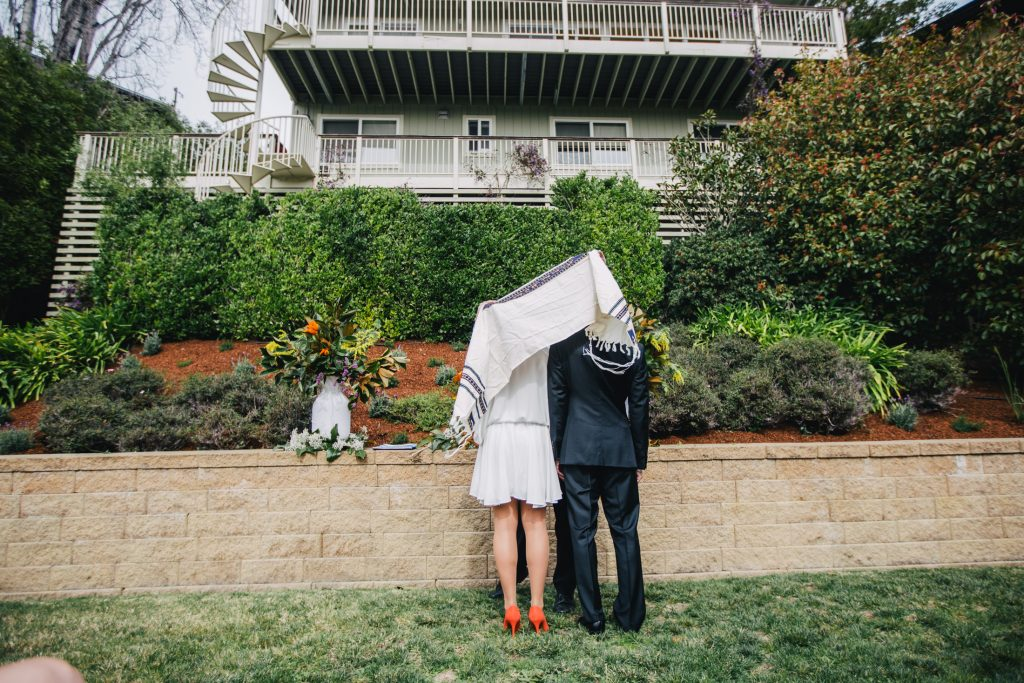 Backyard Jewish Wedding California | IQPhoto Studio 10