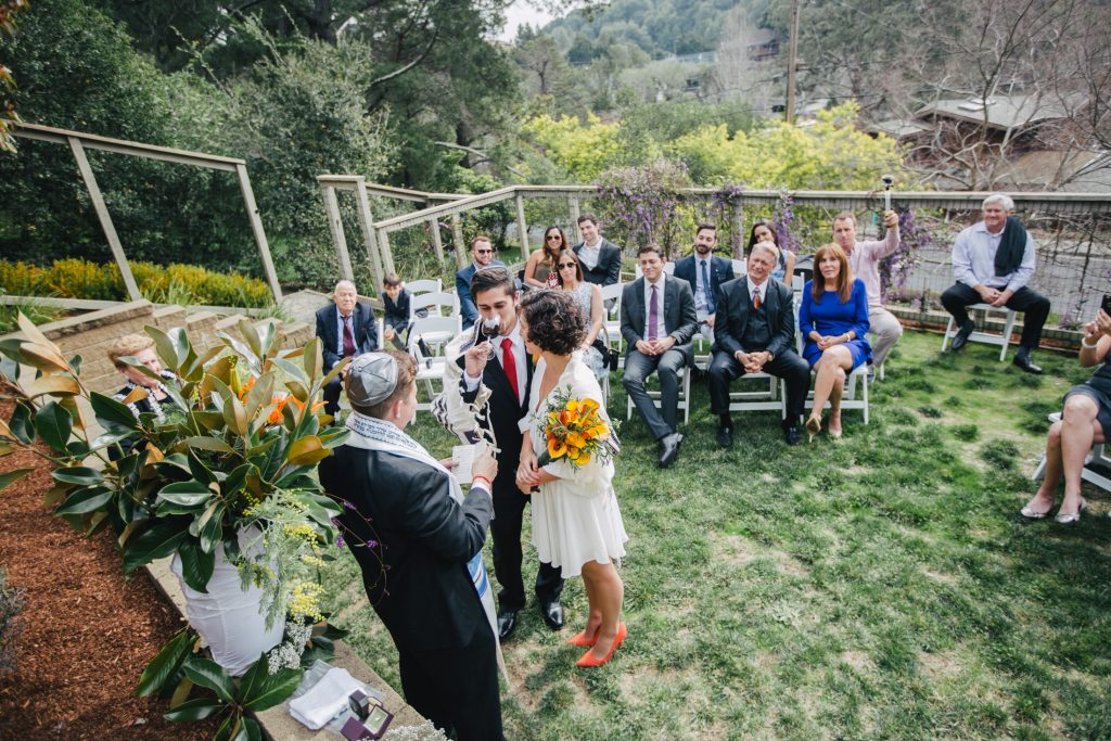 Backyard Jewish Wedding California | IQPhoto Studio 14
