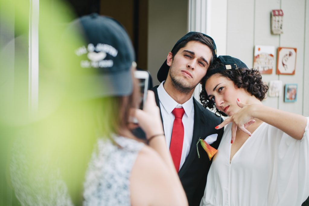 Backyard Jewish Wedding California | IQPhoto Studio 21