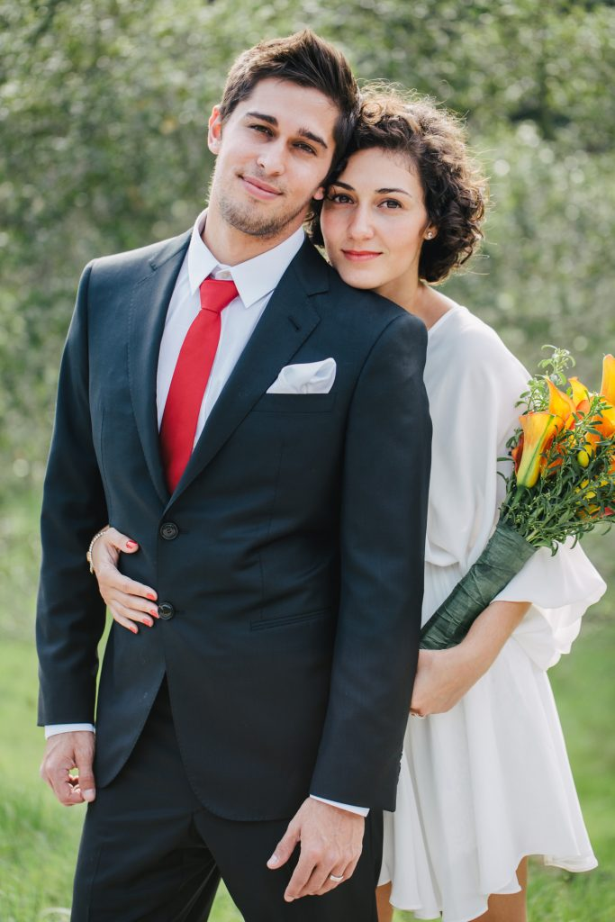 Backyard Jewish Wedding California | IQPhoto Studio 25