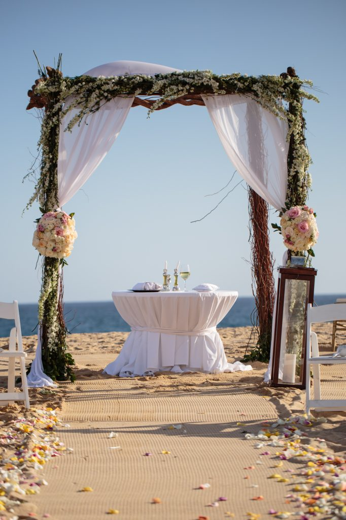 Cabo Destination Jewish Wedding | Anna Gomes Photo 12