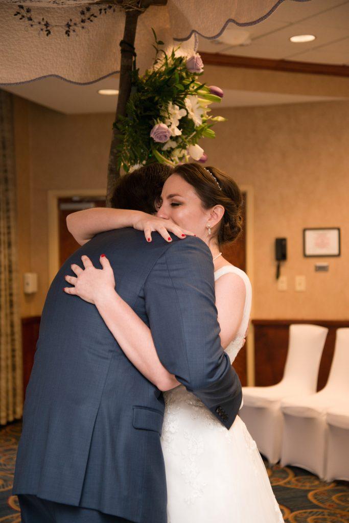 Casual NC Jewish Wedding   Thirteenth Moon Photography 6