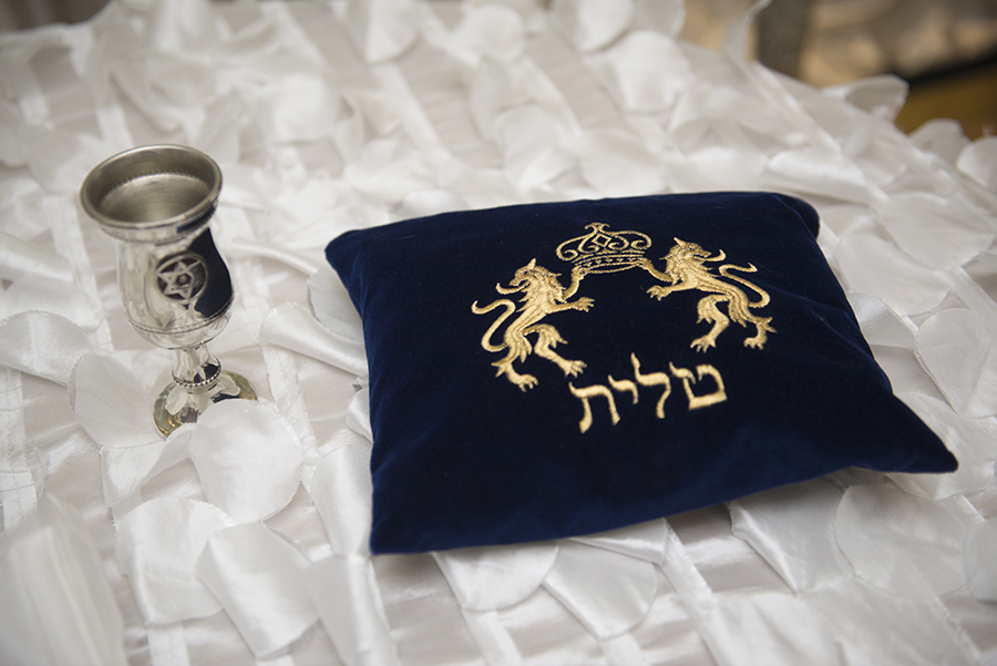 Elegant Jewish Winter Wedding | Kathleen Hertel Photography 20