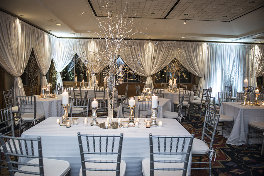 Elegant Jewish Winter Wedding | Kathleen Hertel Photography 26