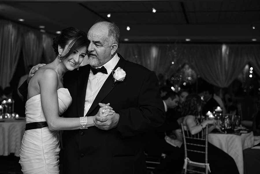Elegant Jewish Winter Wedding | Kathleen Hertel Photography 34