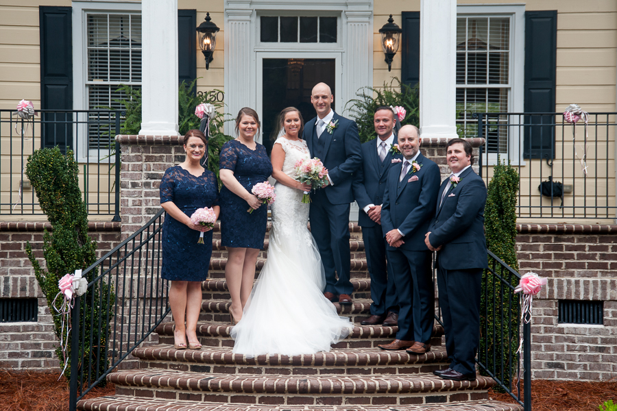 Garden Interfaith Jewish Wedding | Palmetto Duo Photography 7