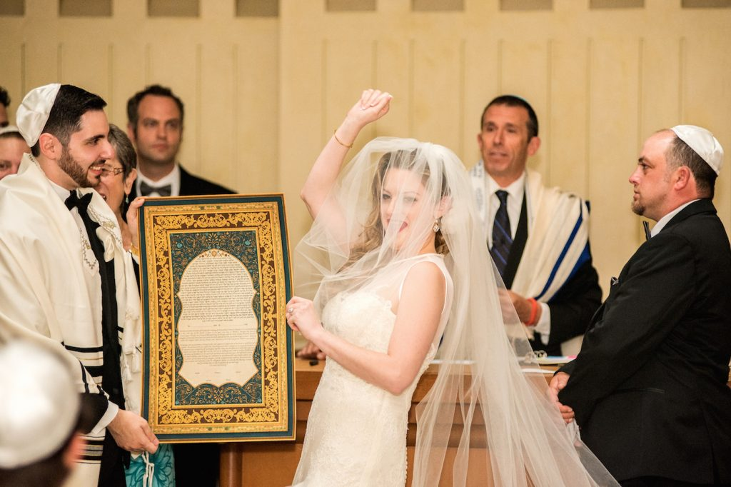 Glamorous Atlanta Jewish Wedding | Cariad Photography 15