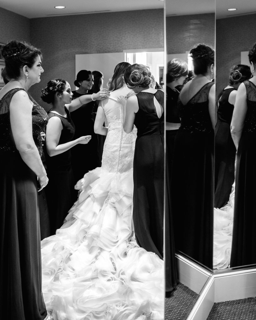 Glamorous Atlanta Jewish Wedding | Cariad Photography 3