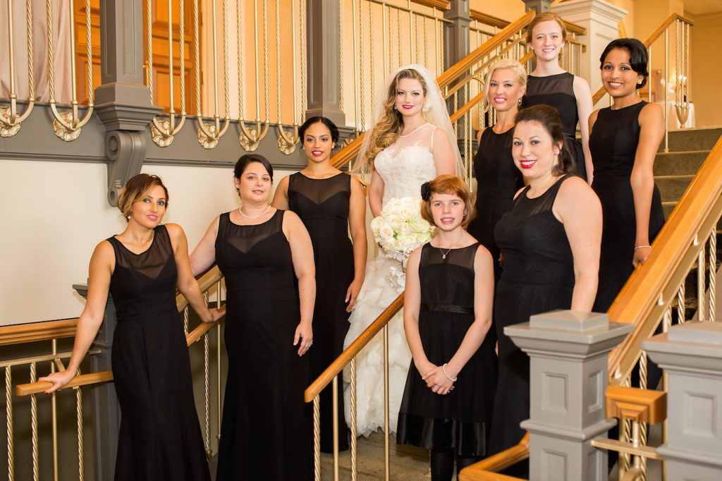 Glamorous Atlanta Jewish Wedding | Cariad Photography 6