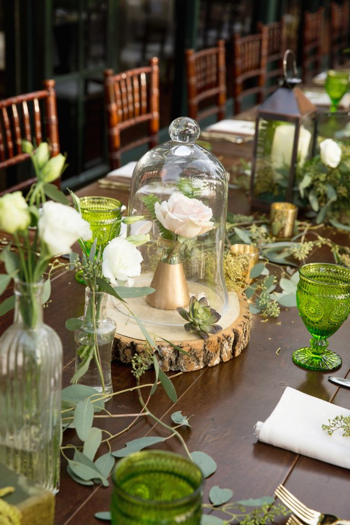 Green Glam Jewish Wedding | Whitehead Photography 28