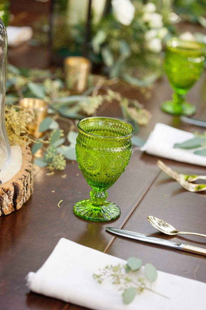 Green Glam Jewish Wedding | Whitehead Photography 29