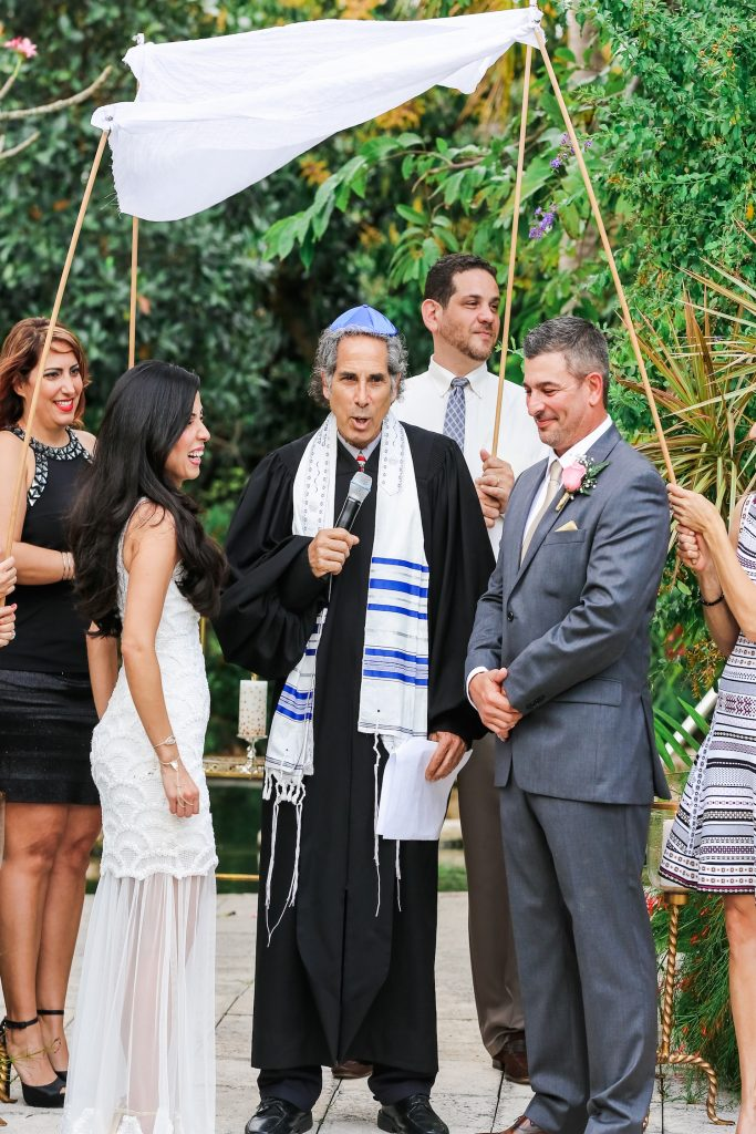 Intimate Florida Jewish Wedding | Scribbled Moments Photography 10