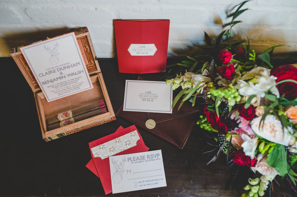 Modern Day Boardwalk Empire Bridal Styled Shoot | Edward Lai Photography13