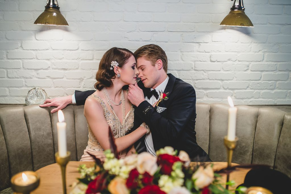 Modern Day Boardwalk Empire Bridal Styled Shoot | Edward Lai Photography20