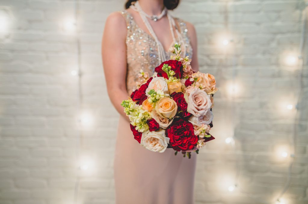 Modern Day Boardwalk Empire Bridal Styled Shoot | Edward Lai Photography23