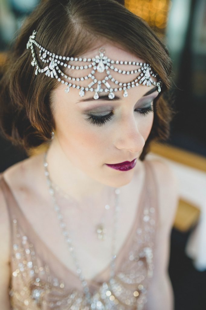 Modern Day Boardwalk Empire Bridal Styled Shoot | Edward Lai Photography4