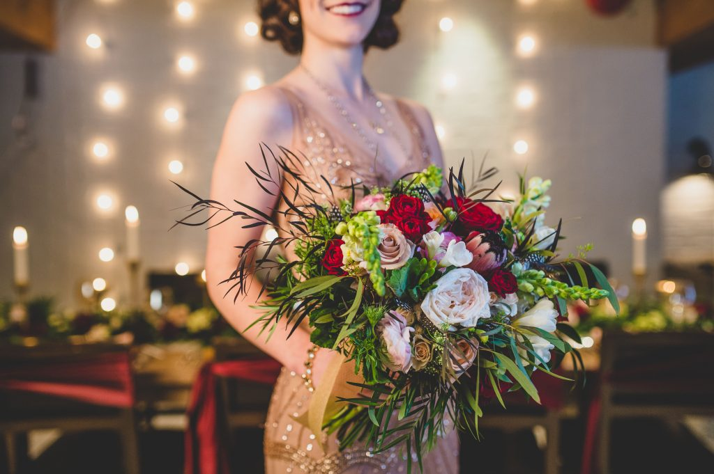 Modern Day Boardwalk Empire Bridal Styled Shoot | Edward Lai Photography8