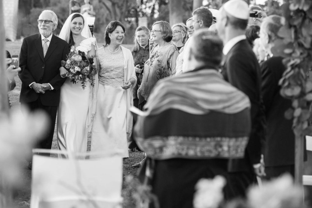 Outdoor Jewish Wedding bycherry photography 24
