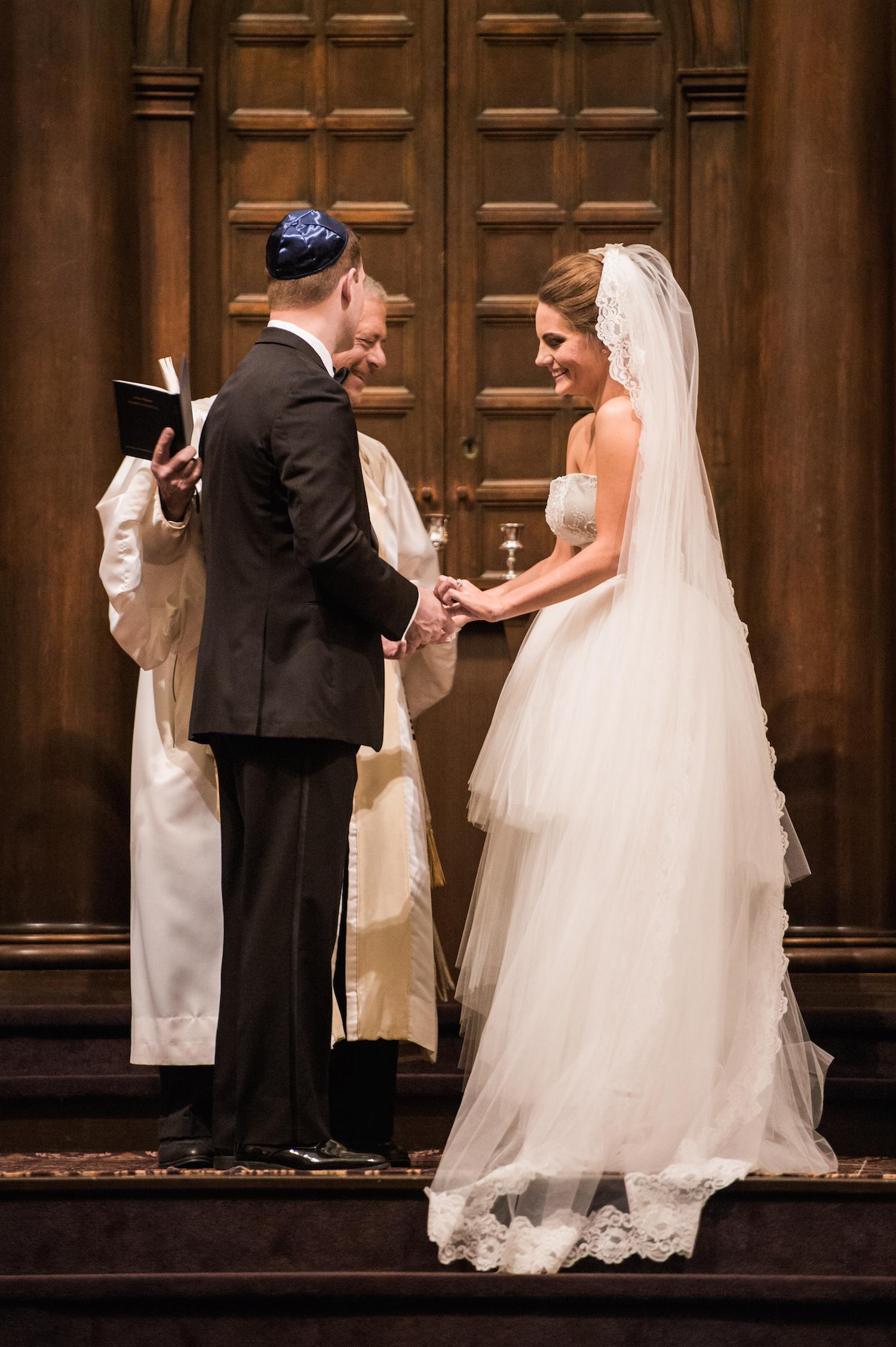 Stylish Jewish Evening Wedding {Birmingham, AL} | The Big ...
