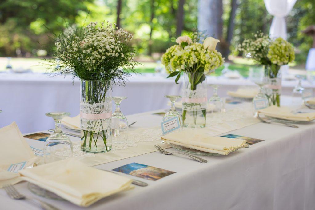 Turquoise Blush NC Jewish Wedding | AOJO Photography 2