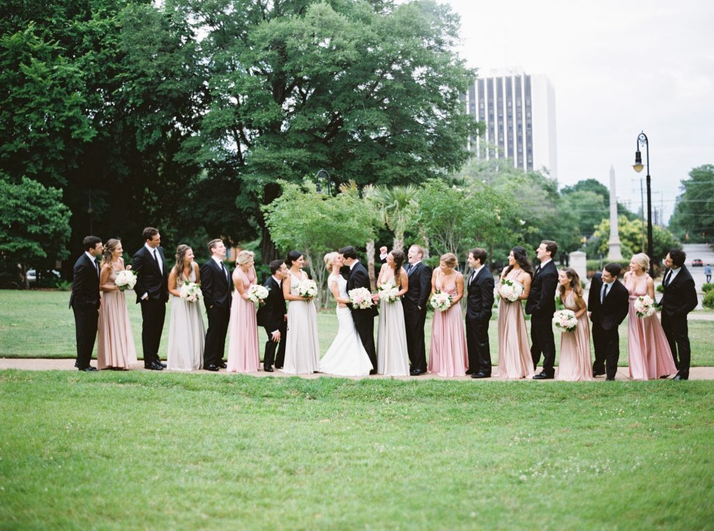 Blush Pink Modern Jewish Wedding | Keepsake Memories Photography 05