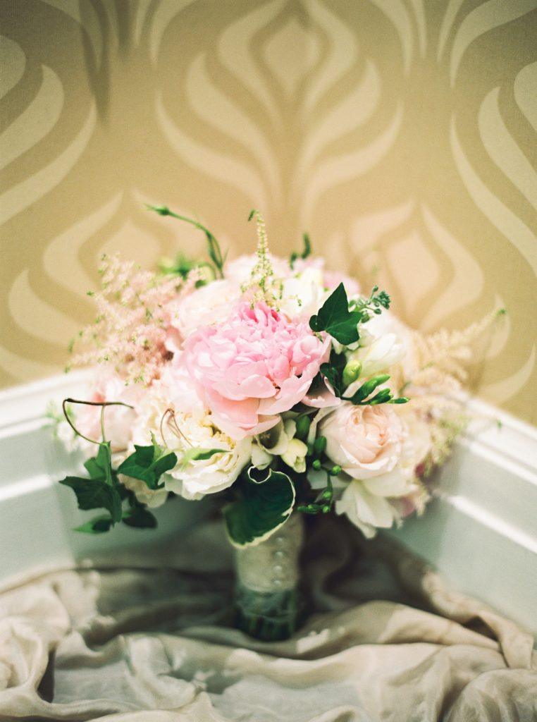 Blush Pink Modern Jewish Wedding | Keepsake Memories Photography 13