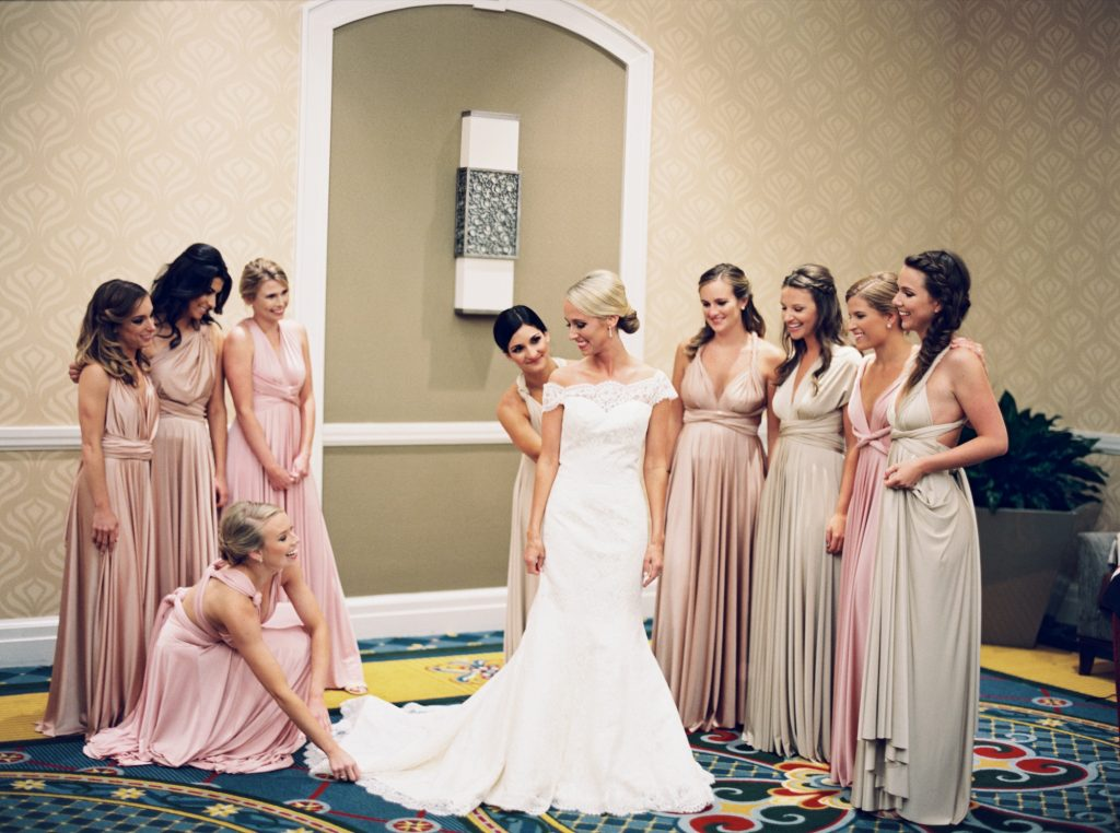 Blush Pink Modern Jewish Wedding | Keepsake Memories Photography 22