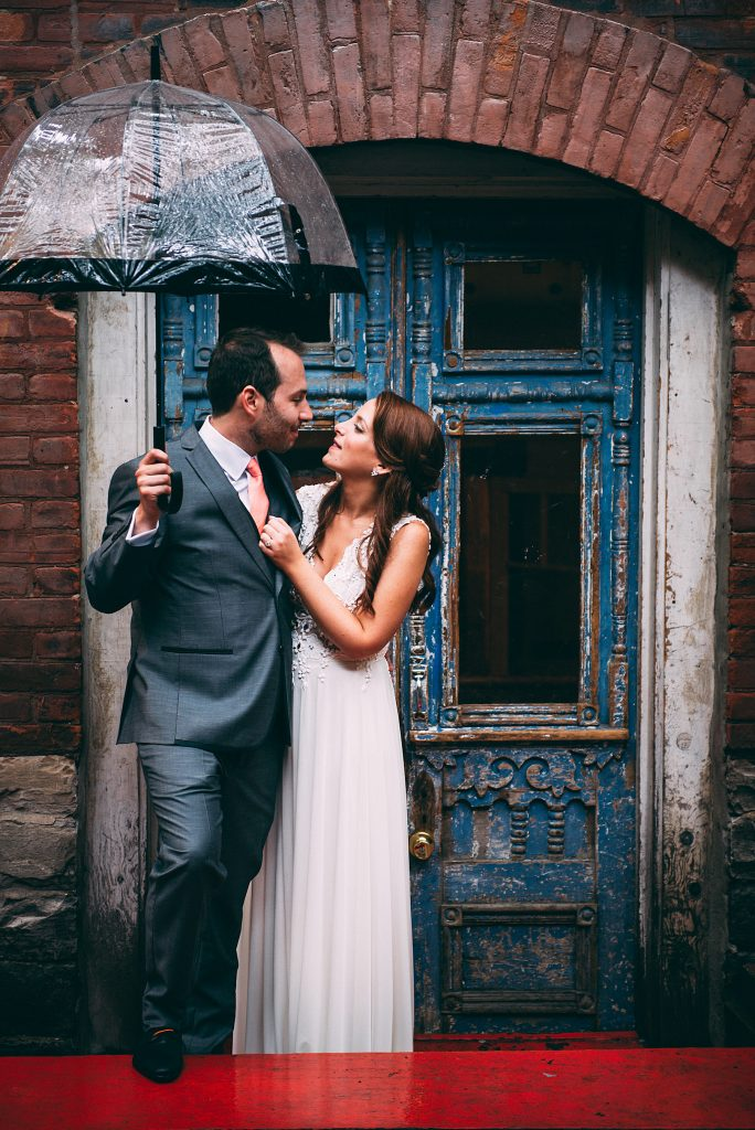 Detailed Filled Rainy Day Jewish Wedding | Julius & James 14