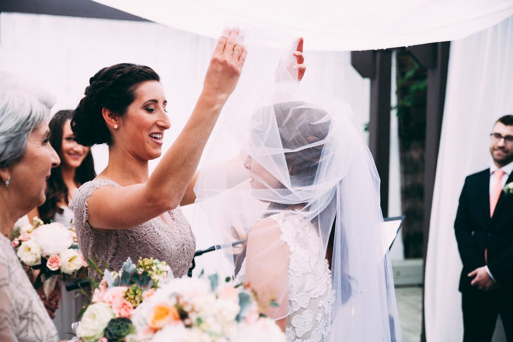 Detailed Filled Rainy Day Jewish Wedding | Julius & James 32