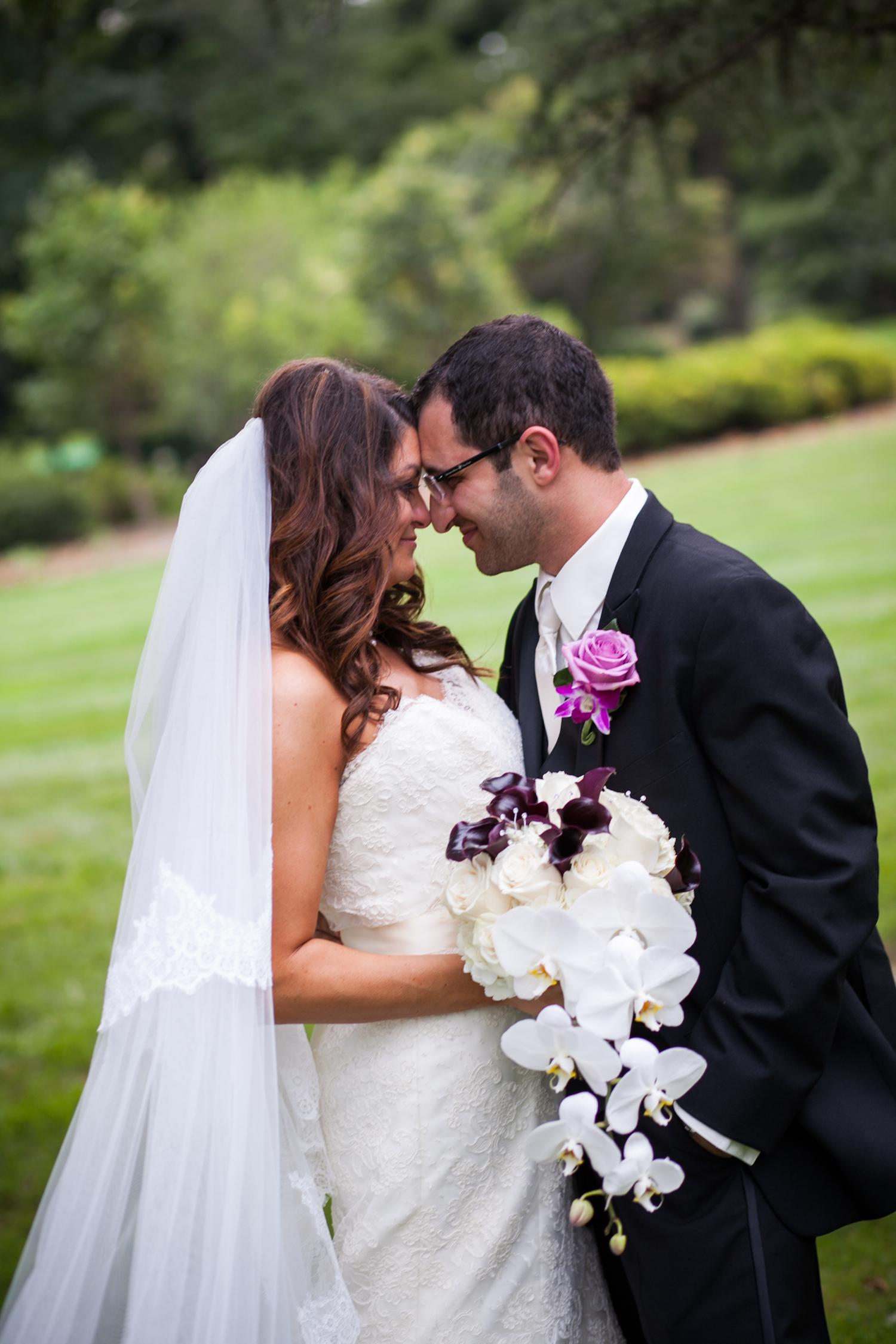Elegant Summer Wedding In Maryland