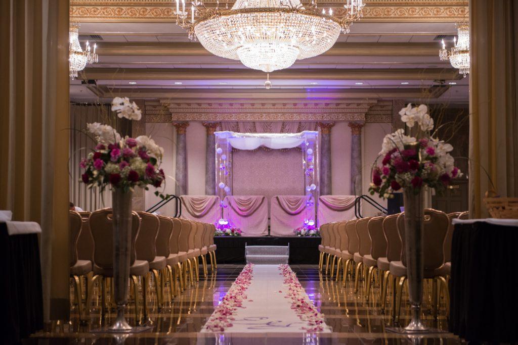 Elegant Summer Jewish Wedding | Bradley Images 11