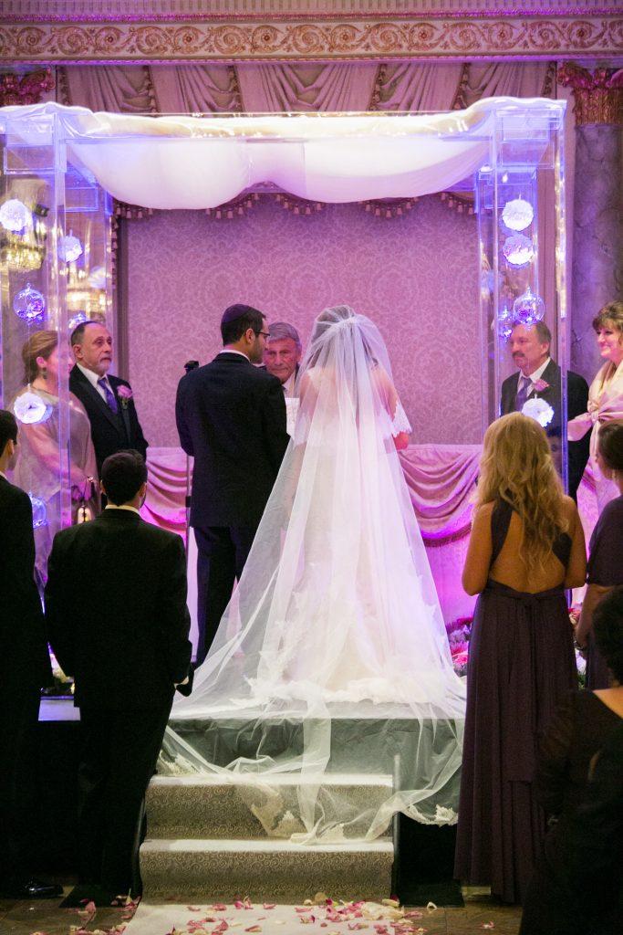 Elegant Summer Jewish Wedding | Bradley Images 14