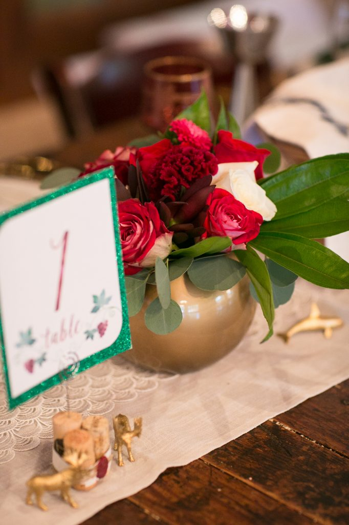 Love Wins Emerald Styled Shoot | Rachael Hall Photography 16