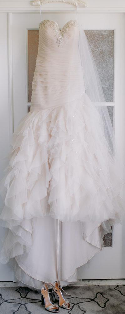 Lux White Wedding Ritz Carlton Half Moon Bay | Clane Gessel Photos 03